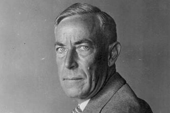 """August Vollmer, """"the father of modern law enforcement,"""" kept Berkeley calm during crises."""