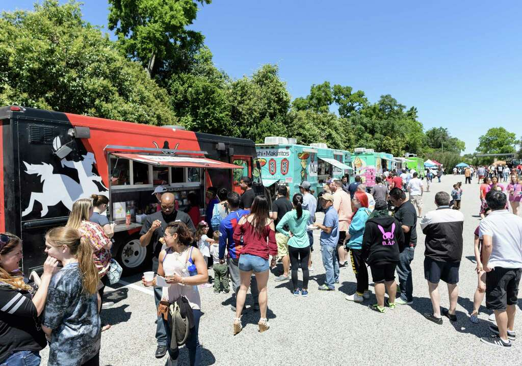 Image result for Space City Food Truck Festival at Houston Food Park