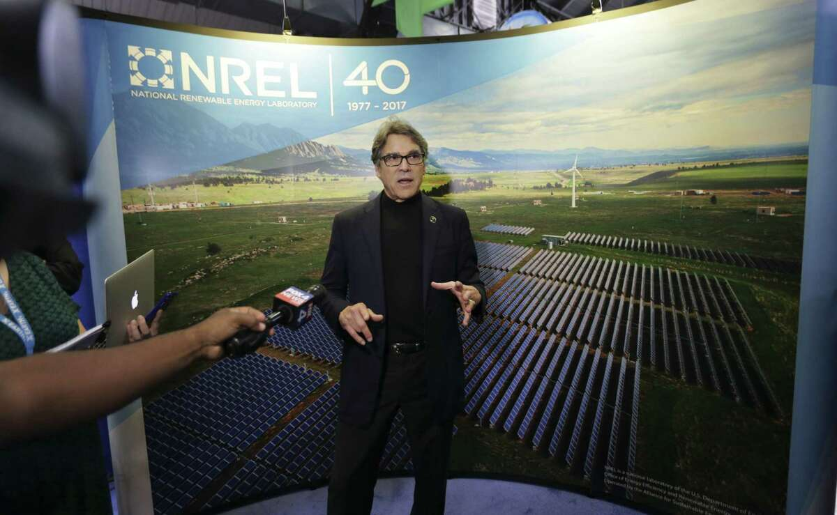 Rick Perry's biggest challenge in the upgrade could be building consensus and support within the government.