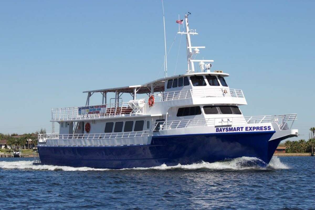 Sea Star Base Galveston will offer Texas Boaters Education classes, which includes a trip aboard the BaySmart Express.