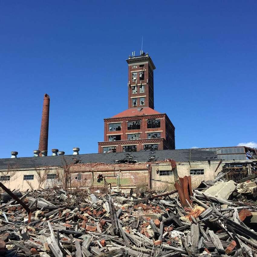 Remington Arms Factory, Bridgeport