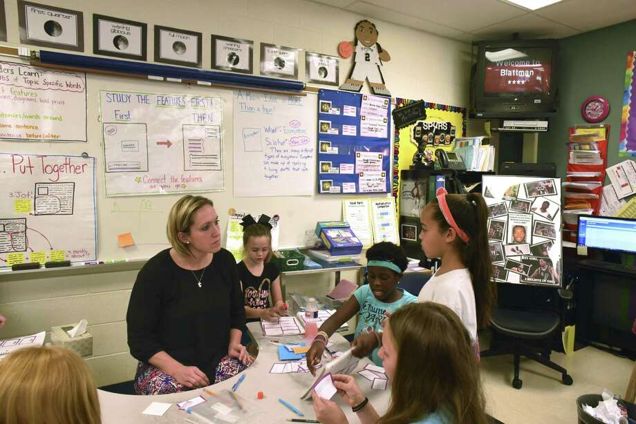 29. Blattman Elementary School Northside Independent School District    Overall Niche grade: A Students: 545 Student-teacher ratio: 15:1    Photo: Billy Calzada /San Antonio Express-News / San Antonio Express-News