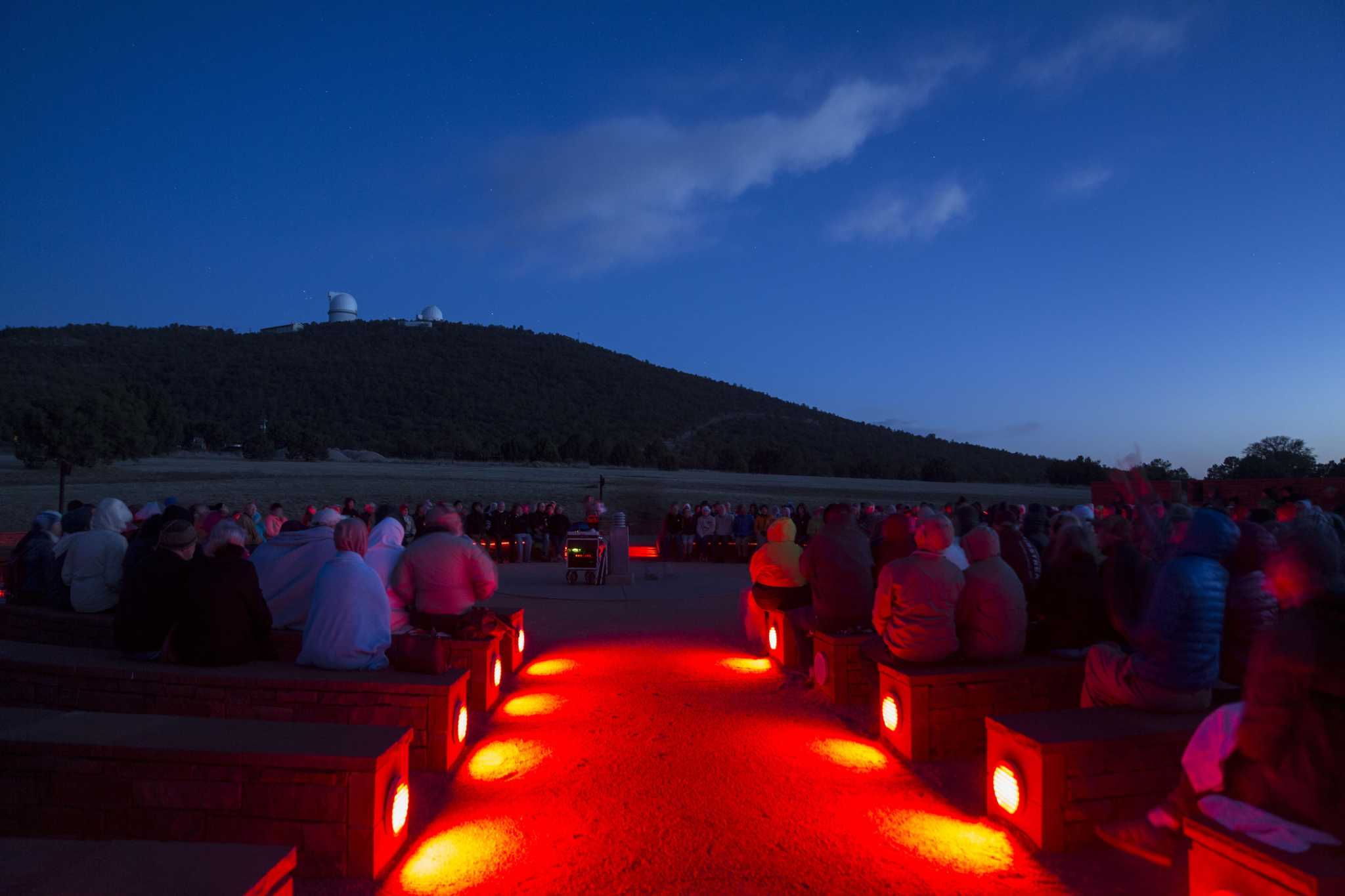 Mcdonald Observatory Works With Energy Companies To Stop