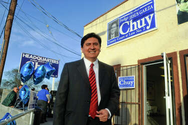 Influence-peddling charge against ex-Webb County Judge 'Chuy' Garza