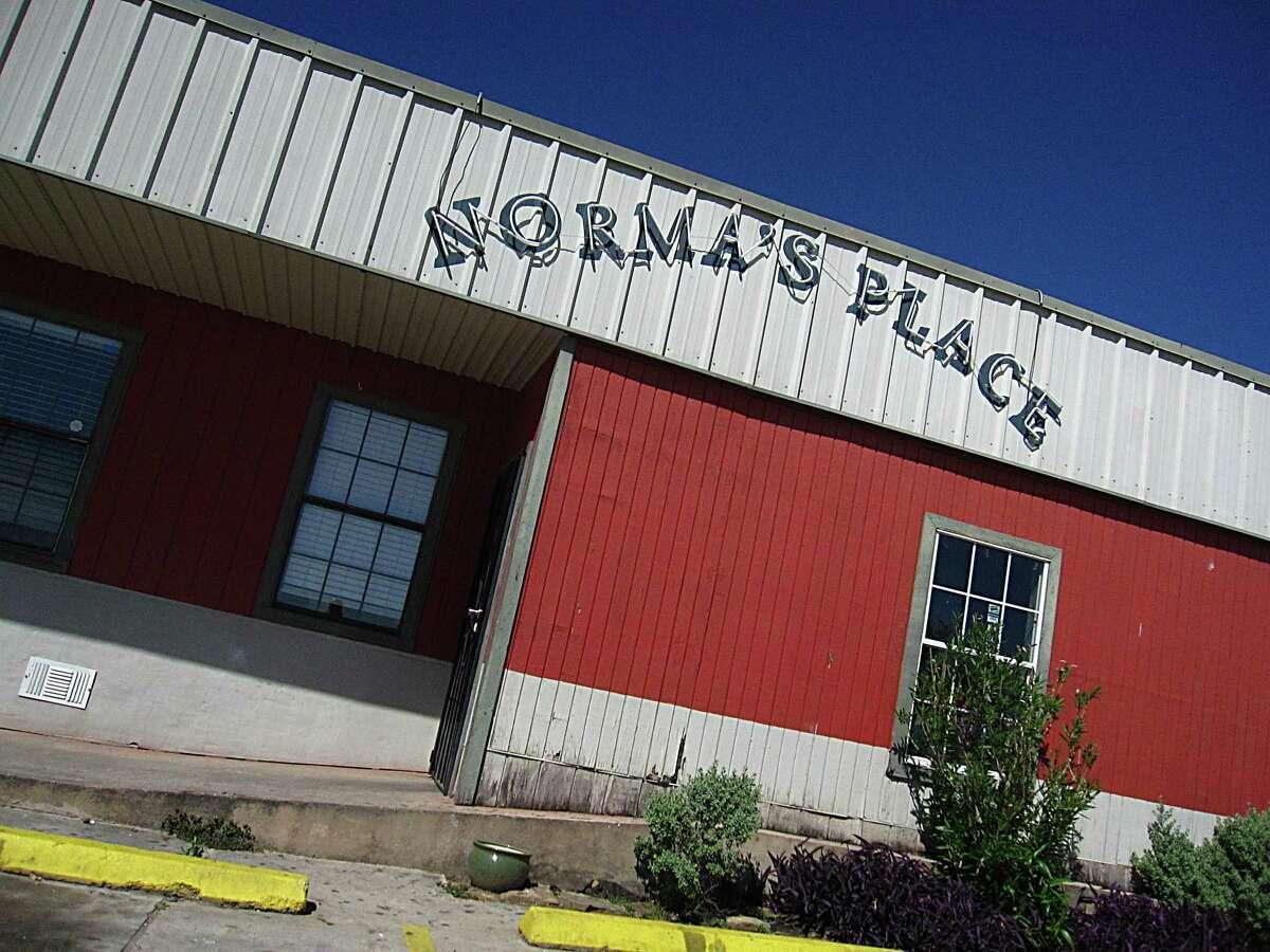Norma's Place on U.S. 87 East in Adkins near San Antonio.