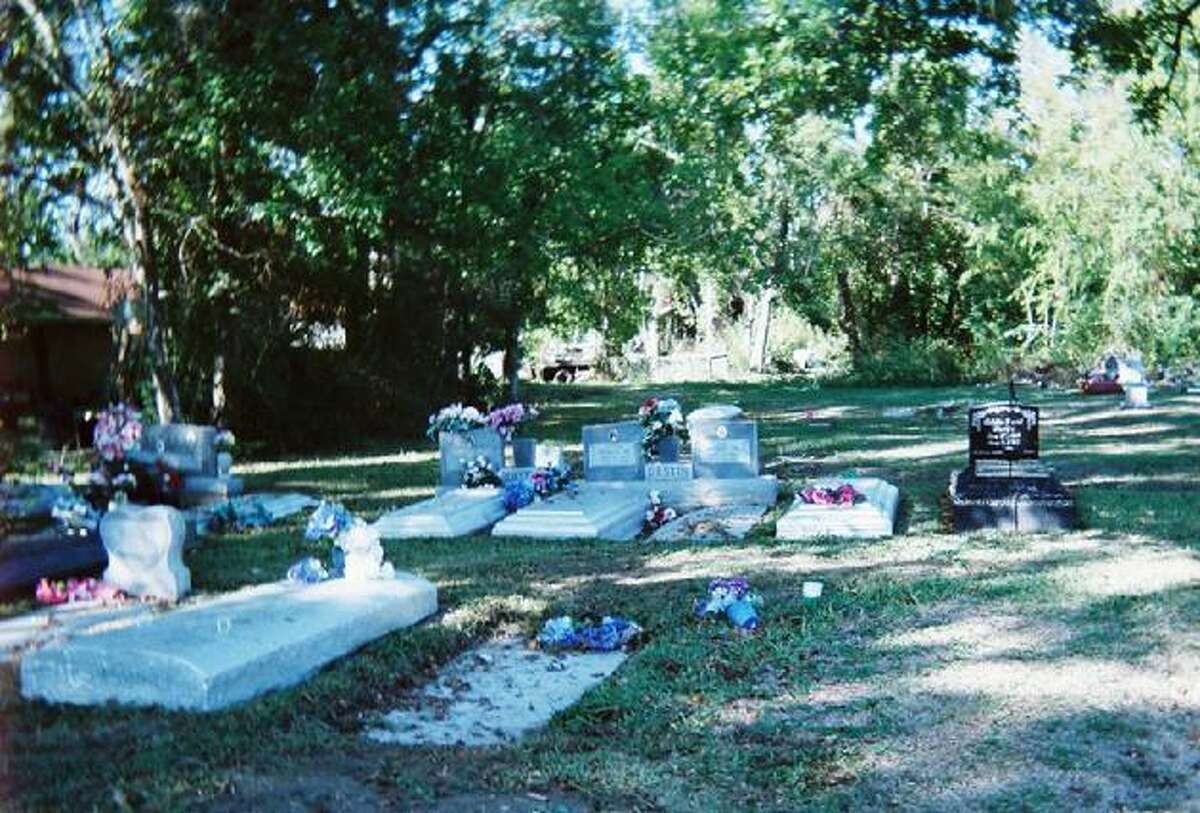 An undated photo of the Barrett Station Evergreen Cemetery before a vandal struck early Sunday, April 23, 2017. (Courtesy of the cemetery)