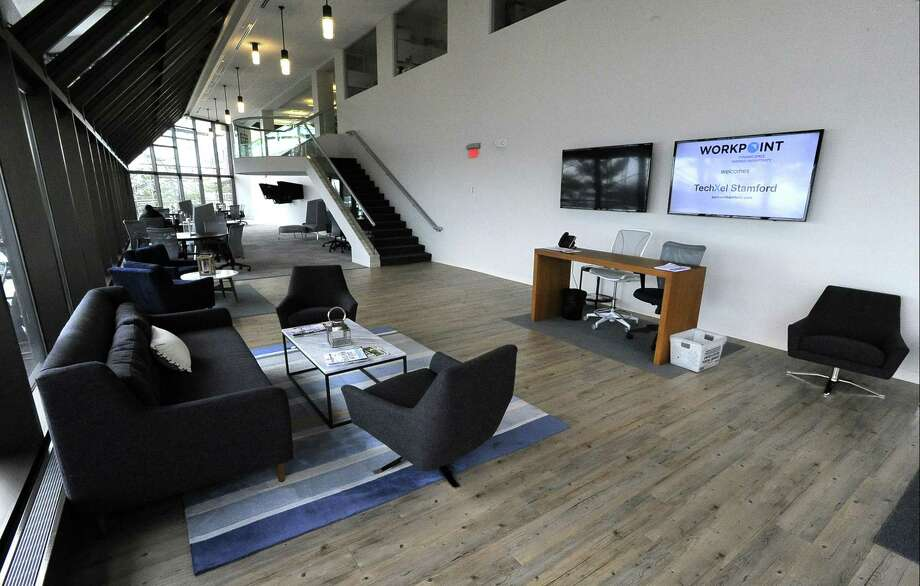 Impesa, a Costa Rican payments software company, has opened a U.S. office in the Workpoint Center in Stamford. Photo: Matthew Brown / Hearst Connecticut Media / Stamford Advocate