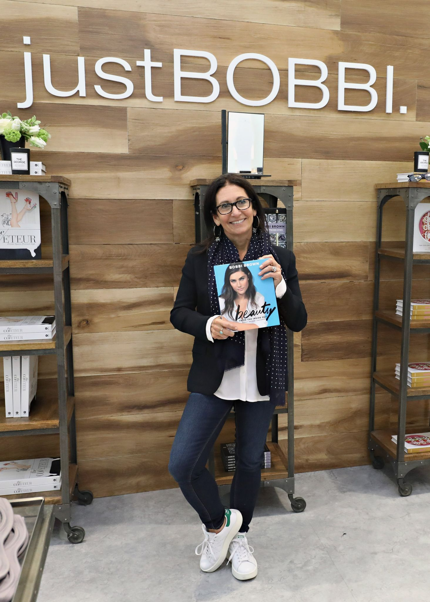 Lifestyle guru Bobbi Brown opens concept shop at Lord & Taylor in ...