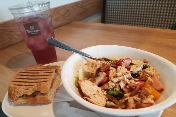 Panera Bread opened its first location in Midland on April 24. The restaurant features an all-fresh menu of salads, soups, sandwiches and baked items as well as coffee and breakfast. Panera Bread is located in The Commons shopping center.