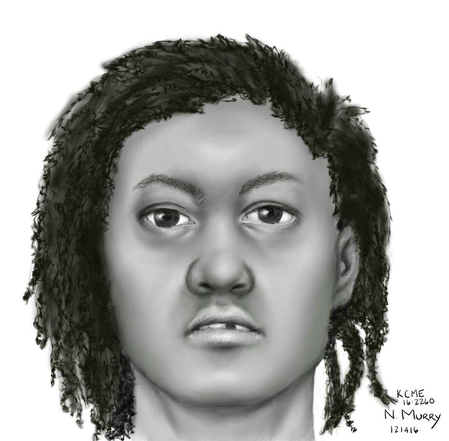 The King County Sheriff's Office seeks the public's help in identifying human remains found near North Bend off Interstate 5 in November. They describe the woman as mixed race between 20 to 40 years of age with a missing front tooth. Authorities believe her remains were left at the site of her discovery in the last two to three years. Photo: Courtesy King County Sheriff's Office