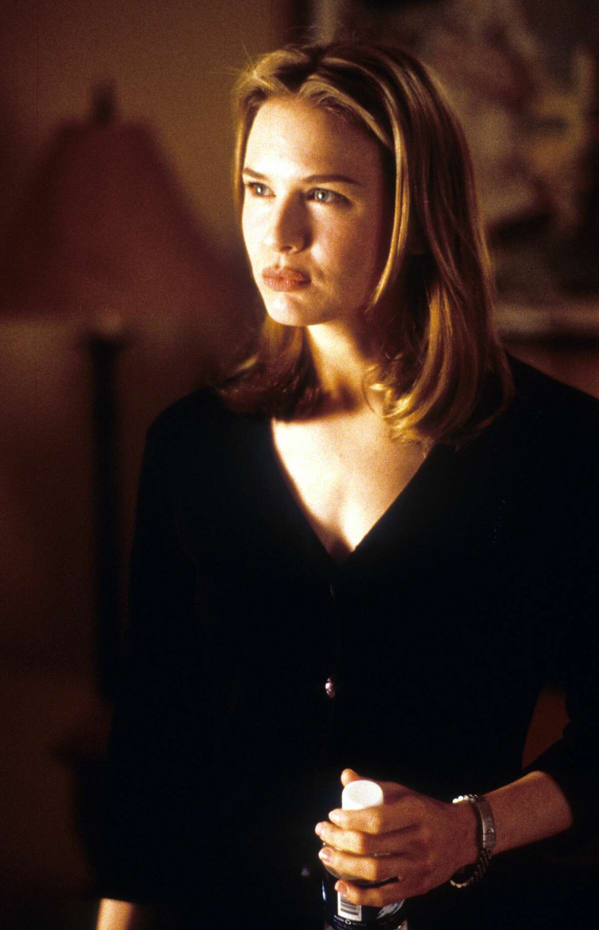 Renee Zellweger in a scene from the film 'Jerry Maguire', 1996. Keep clicking to see more photos of Renee Zellweger throughout her career.