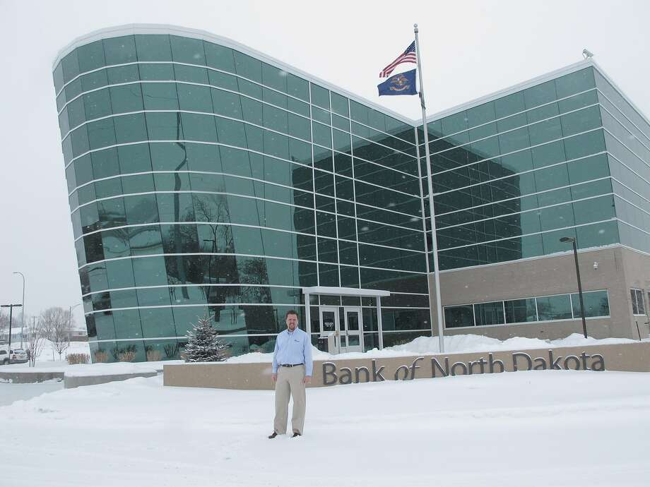 Outside the Federal Reserve Sytem, the Bank of North Dakota is the nation's sole example of a government bank. Photo: Dale Wetzel, ST