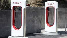 The number of Superchargers available for public use will double — from 5,000 to 10,000 this year, according to a blog post Tesla published Monday. That's 39 percent more Superchargers than CEO Elon Musk promised for 2017 when he unveiled the Model 3. The company will also increase the number of so-called Destination Chargers located at hotels and restaurants from 9,000 to 15,000.