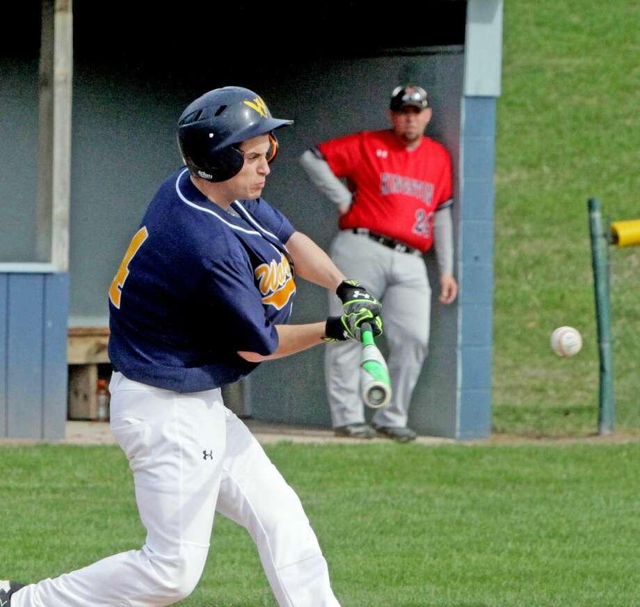 Kingston at North Huron — Baseball/Softball 2017 Photo: Paul P. Adams/Huron Daily Tribune