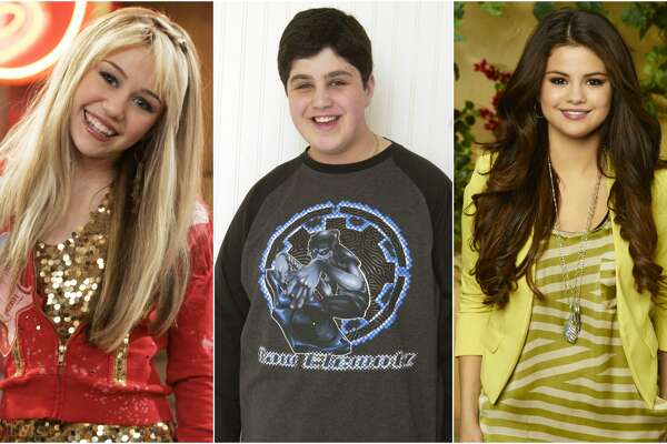Compilation of a young Miley Cyrus, Josh Peck and Selena Gomez