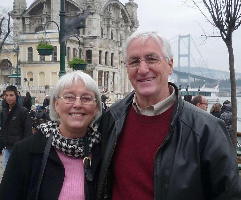 Cindy and Craig Corrie, parents of Rachel Corrie Photo: Courtesy The Corrie Family