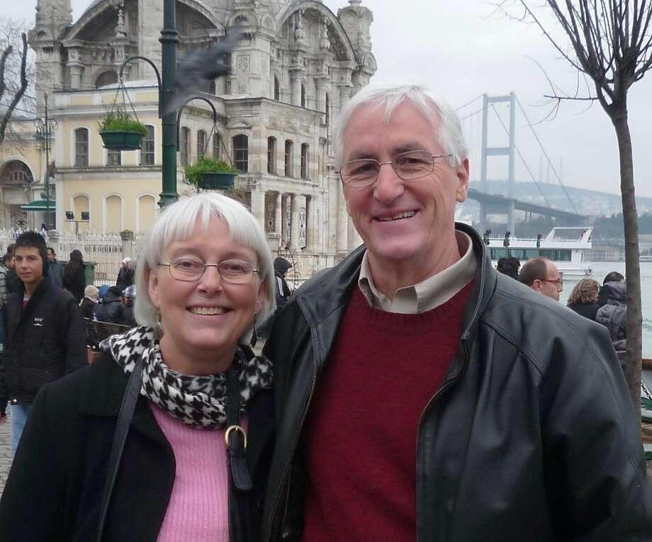 Cindy and Craig Corrie, parents of Rachel Corrie Photo: Courtesy The Corrie Family