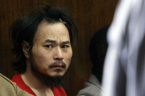 Former nursing student, One Goh, who is accused of murdering seven people and wounding three others at Oikos University appeared in Alameda County Superior Court on January 7, 2013 in Oakland, Calif. During the court session Judge Carrie Panetta ruled that Goh is incompetent to stand trial.