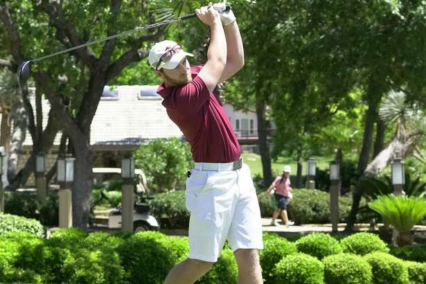 TAMIU's Ben Page shot even par for the second straight day to sit in a tie for fourth heading into the final round of the Heartland Conference Championship