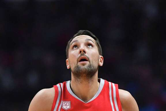 Ryan Anderson made 40.4 percent of his 3s in his first Rockets season.