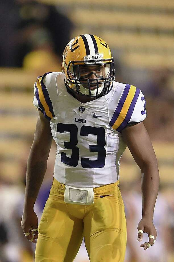 LSU safety Jamal Adams is expected to be the first defensive back taken in this year's NFL draft. Photo: Stacy Revere, Contributor / 2014 Stacy Revere