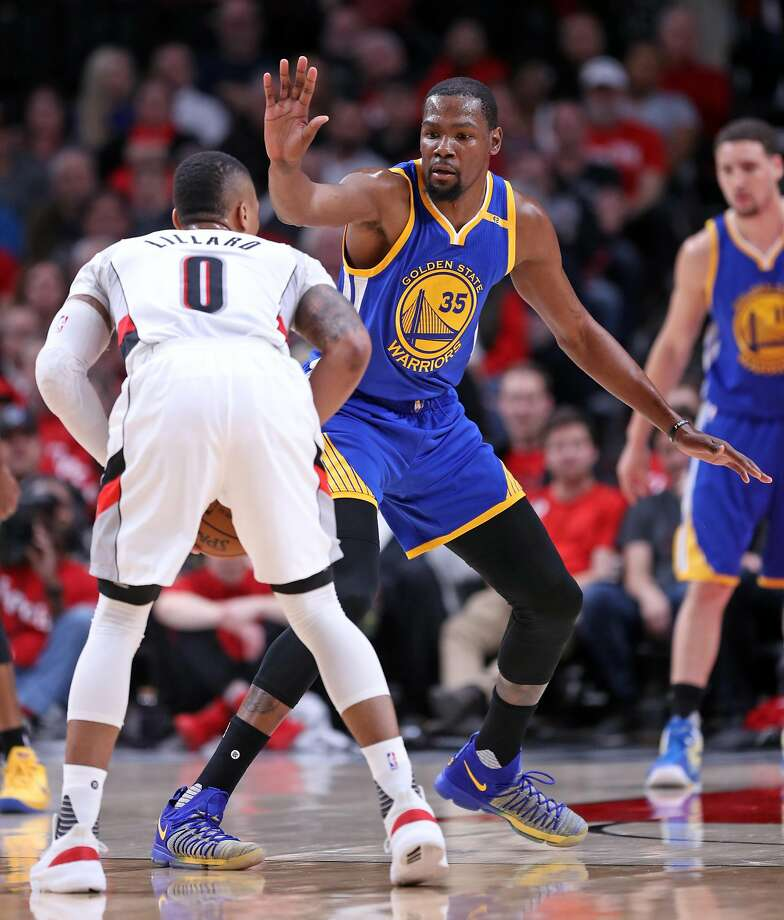 Portland Trail Blazers Nba: Warriors' Kevin Durant To Return For Game 4