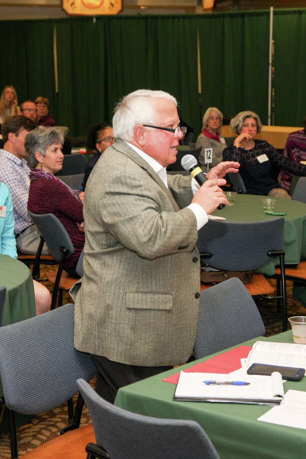 Were you Seen at the Capital District Food Summit at Siena College in Loudonville on Tuesday, April 4, 2017? Photo: Photographs Courtesy Of Bill Meehan Photography And Siena College