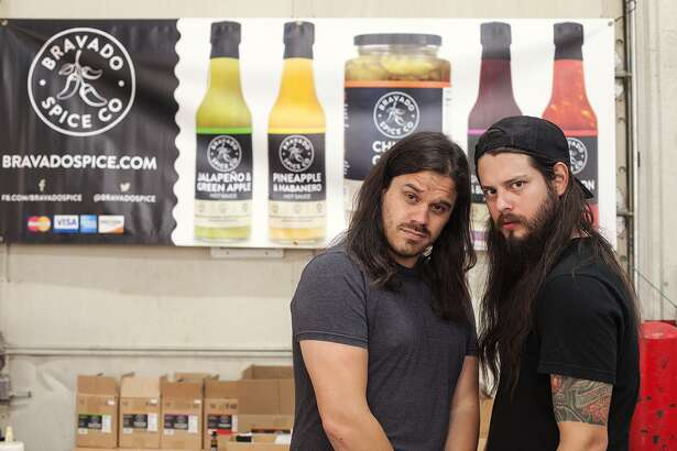Bravado Spice will sell its unique hot sauces at Pop Shop Galveston.