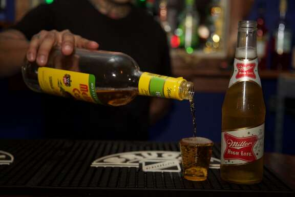 Bars, restaurants and venues in the San Antonio area sold more than $57 million worth of booze in March.