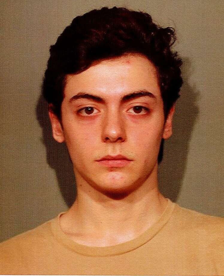 James Patrick Fahey, 19, of Hillcrest Road was arrested by police in New Canaan, CT on April 21 for violating a protective order. Photo: Contributed Photo / Hearst Connecticut Media / New Canaan News