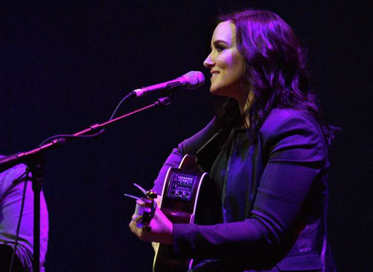 Brandy Clark will play her own songs as well as songs that inspired her when she stops at Sam's Burger Joint on Friday.
