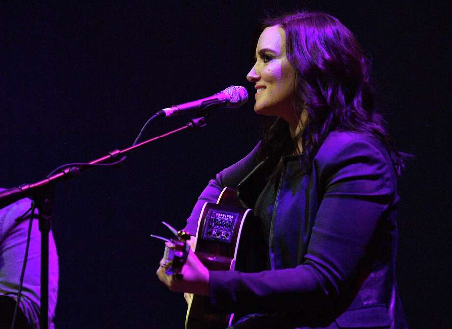 Brandy Clark will play her own songs as well as songs that inspired her when she stops at Sam's Burger Joint on Friday. Photo: Frazer Harrison /Getty Images For ACM / 2017 Getty Images
