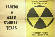 The 1970 Community Fallout Shelter Plan for Laredo and Webb County