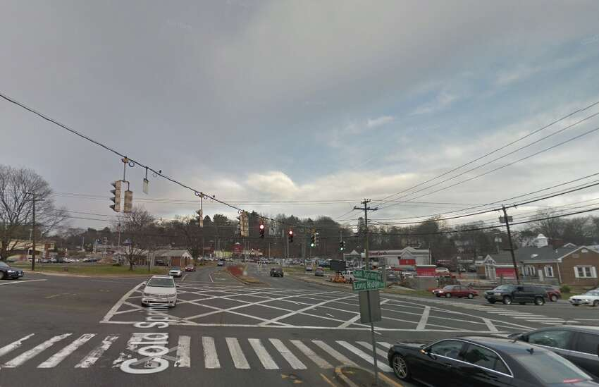 Stamford Long Ridge Road at Cold Spring Road: 8 collisions