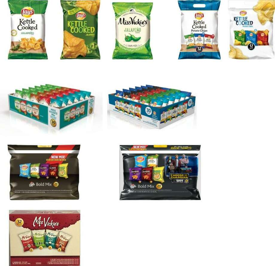 Frito-Lay Recalls Two Flavors of Their Potato Chips