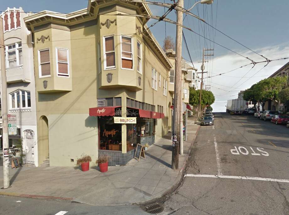 Aperto restaurant in Potrero Hill. Photo via Google Maps