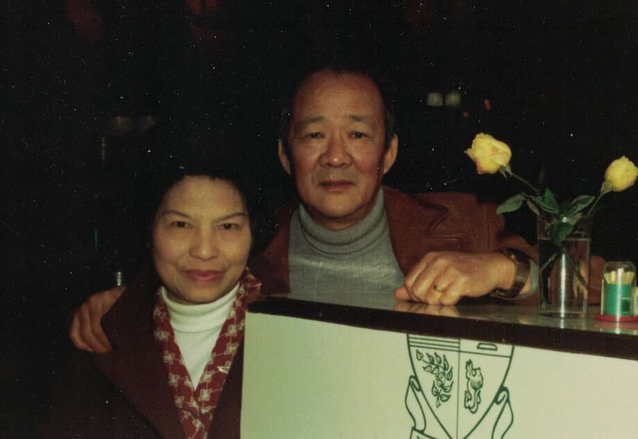 Family photos of Henry Chung, founder of Henry's Hunan. Photo: Courtesy Of The Chung Family.