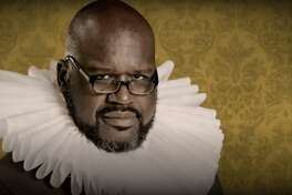 Shaquille O'Neal riffs on William Shakespeare in some special TNT spots honoring the Bard's birthday.