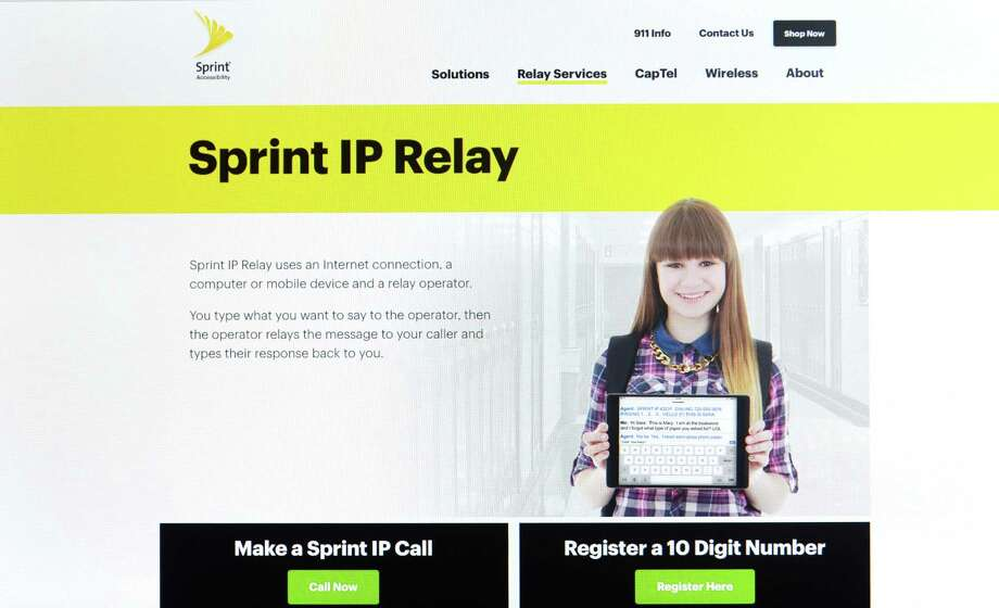 Connecticut Awards Sprint New Contract For Trs Calls The