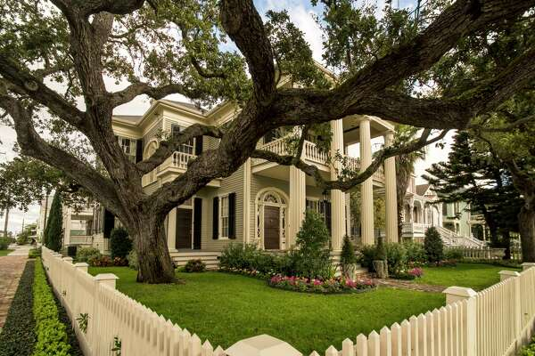 The 1868 Charles and Susan Hurley House will be featured in the 2017 Galveston Historical District's annual historic home tour.