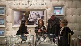 Workers at a factory in China used by G-III Apparel Group worked nearly 60 hours a week to earn wages of little more than $62 a week, according to a factory audit. G-III has held the exclusive license to make the Ivanka Trump brand's clothing,