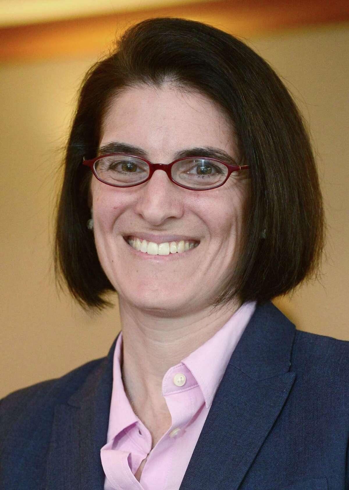 State Representative Christin McCarthy Vahey (D-Conn)