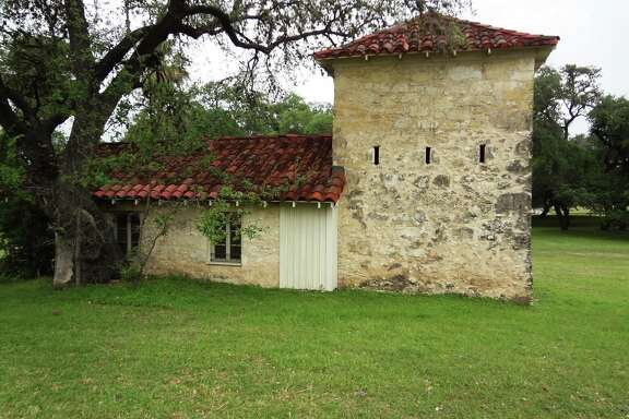 The Block House, or Old Fort, is a structure in San Pedro Springs Park that either was built by the Spanish in the early 1700s or was constructed in the mid-19th century.