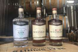 Real Spirits Distilling Co., a part of Real Ale Brewing located in Blanco, has debuted this month with a gin and two expressions of an unhopped beer based whiskey. Both are produced with methods and ingredients designed to showcase a Texas terroir.