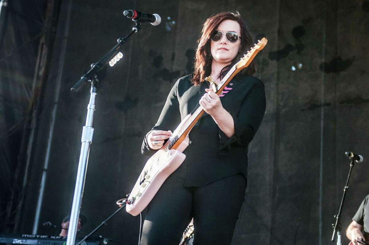 Brandy Clark is a songwriter turned up-and-coming country star. Her sophomore album
