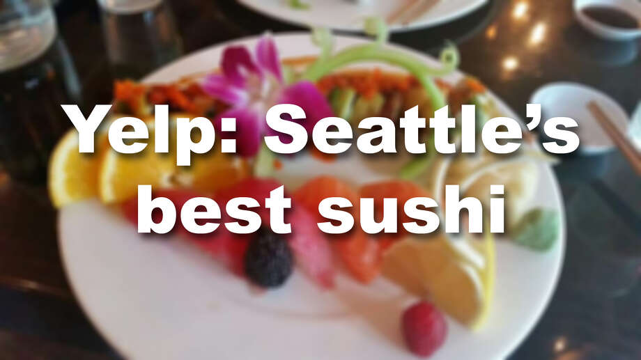 Where can you find Seattle's best sushi? Fanatics weigh in on their favorite destinations. Photo: Yelp