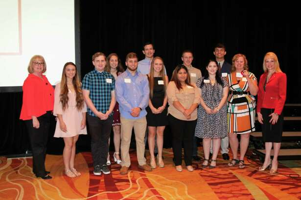 Fourteen CISD students were awarded academic scholarships during the 11th annual Education Foundation Scholarship Breakfast on Thursday, April 20 at theThe Woodlands Waterway Marriott. The well-known breakfast raised over $200,000 benefiting local students and educators who seek to further their education.