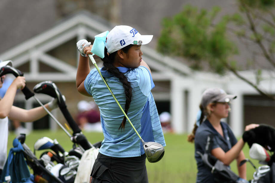 Anne Chen was co-medalist of a sectional qualifier at the Player Course that has her making her third consecutive appearance in a Women's U.S. Open, at the age of 15. Photo: Jerry Baker, For The Chronicle / Freelance