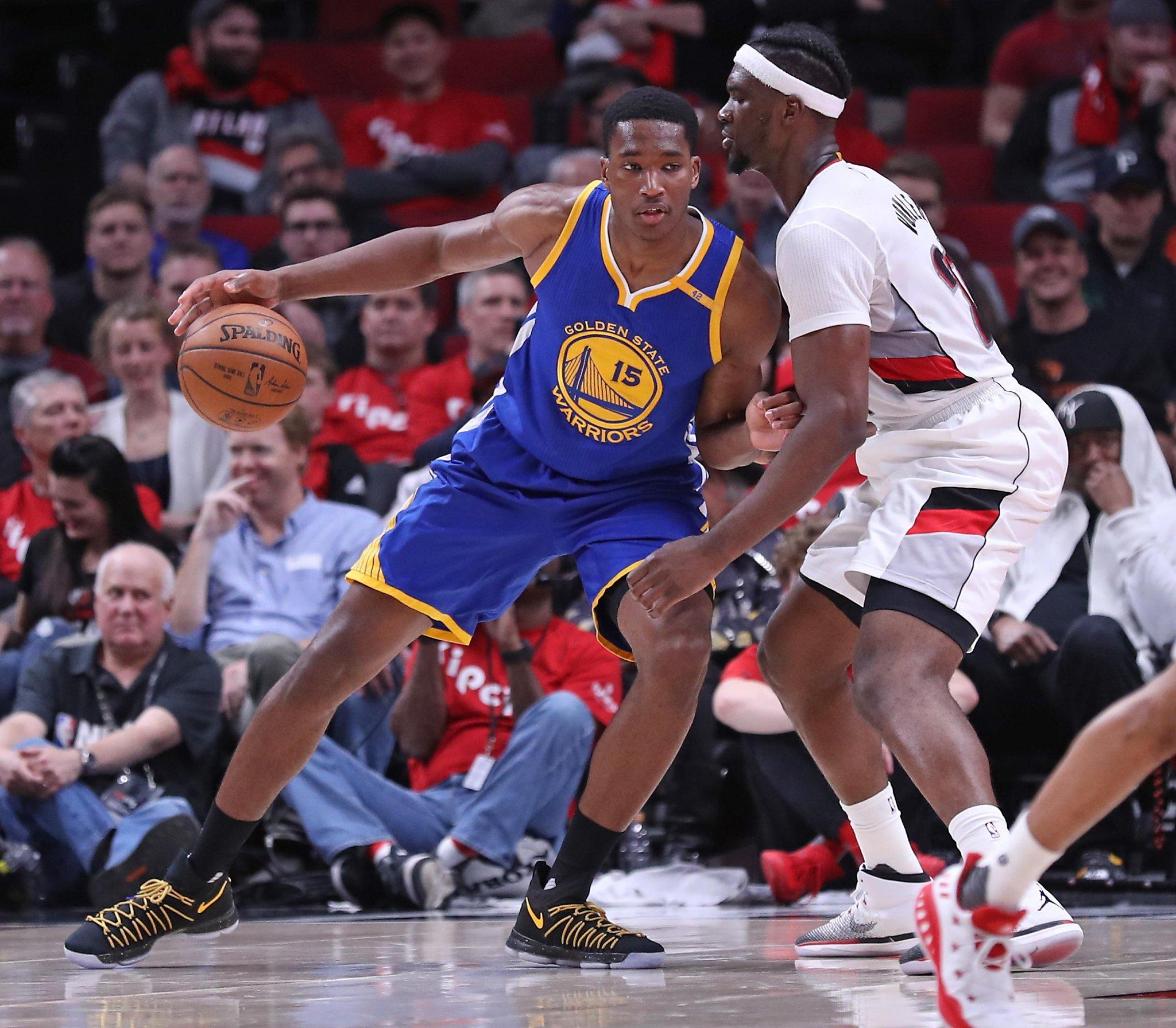 Portland Trail Blazers Reddit: Warriors Season Review: Damian Jones
