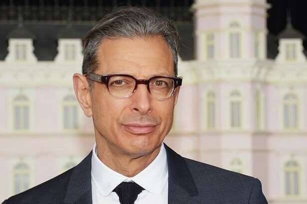"""NEW YORK, NY - FEBRUARY 26:  Actor Jeff Goldblum attends the """"The Grand Budapest Hotel"""" New York Premiere at Alice Tully Hall on February 26, 2014 in New York City.  (Photo by Michael Loccisano/WireImage)"""